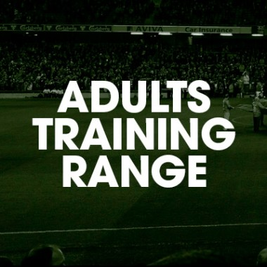 Adults Training Range Sale